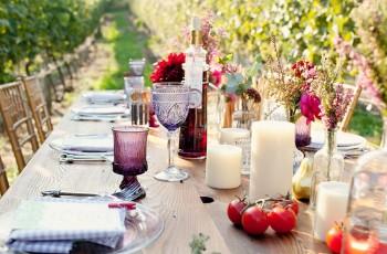 6 Cuidados para promover uma festa ao ar livre