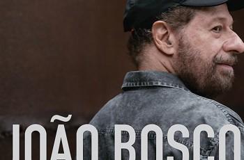 Eis a capa do single do primeiro disco de inéditas de Bosco em oito anos