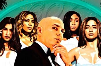 """Pitbull lança single com Fifth Harmony, """"Por Favor""""!"""